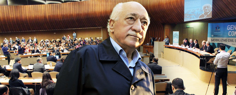 Fethullah Gülen's message to Geneva Peace Conference: Mobilizing Civil Society for Building Peace